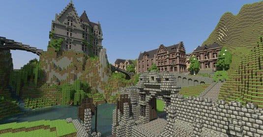 Minecraft — стал частью современного искусства