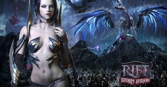 Rift Легион Бурь — новый аддон