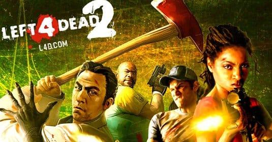 Left 4 Dead 2 стала бесплатной