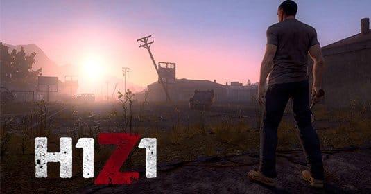 Новая игра про зомби H1Z1 уже скоро