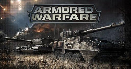 Геймплейный ролик Armored Warfare попал в сеть