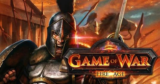 Game of War: Fire Age [iPad]