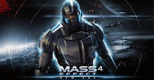 Новая часть Mass Effect 4 скоро увидит свет