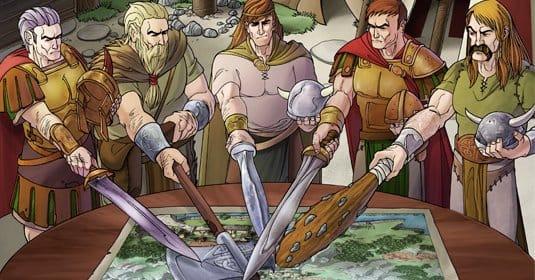 Travian: Scattered Empire — новая версия игры-легенды ко дню рождения Travian