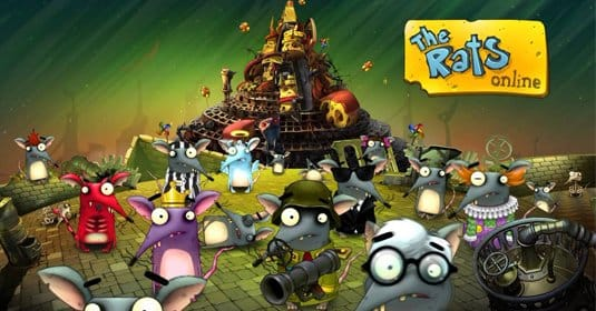 Крысы Online