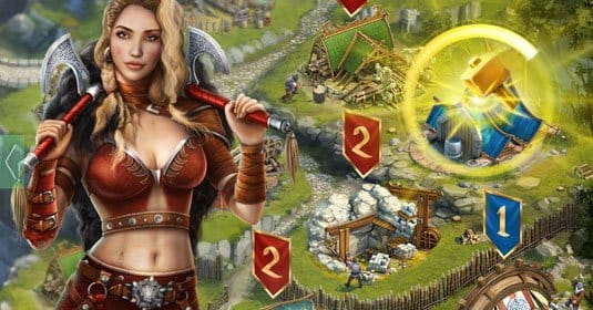 Vikings: War of Clans [iPhone]