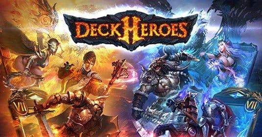 Deck Heroes: Великая битва [iOS]