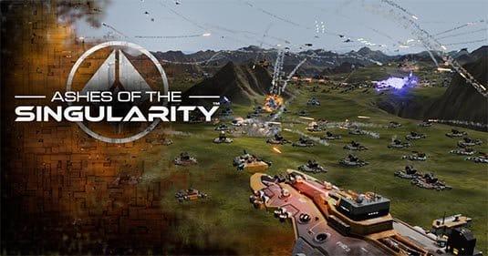 Объявлена дата релиза стратегии Ashes of the Singularity