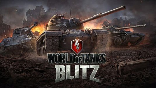 Пополнение — World of Tanks Blitz доступно на Mac