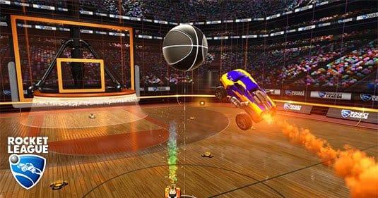 Режим баскетбола в Rocket League появится уже в апреле