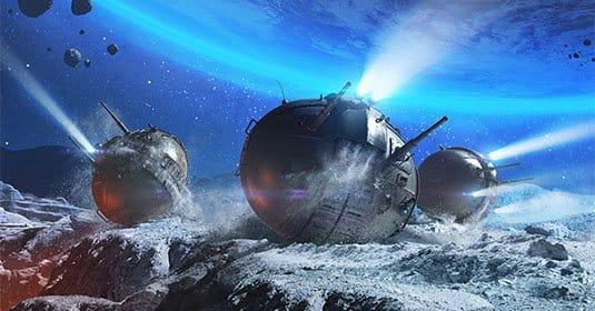 Новое событие отправит World of Tanks на луну