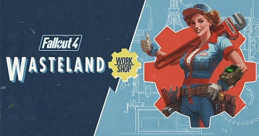 Появился дебютный трейлер Fallout 4: Wasteland Workshop
