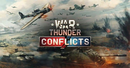 War Thunder: Conflicts [iOS]