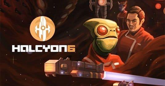 Космическая стратегия Halcyon 6: Starbase Commander вскоре в Steam Early Access