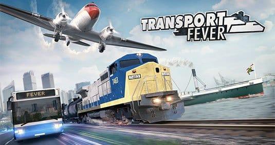 Дебютный трейлер экономической стратегии Transport Fever