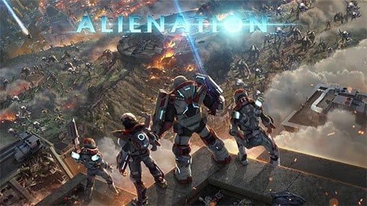Alienation с новым трейлером. Премьера уже скоро