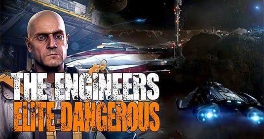 Бета-тестирование расширения The Engineers для Elite: Dangerous начнется в мае