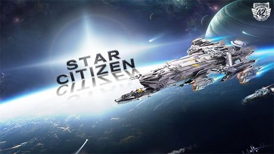 Star Citizen — до 25 апреля играем бесплатно