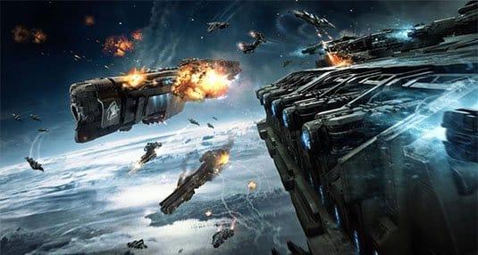 Стартует закрытое бета-тестирование Dreadnought — игры о эпичных сражениях на гигантских космических кораблях
