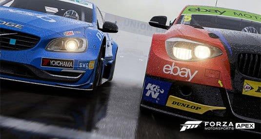 Forza Motorsport 6: Apex — открытое бета-тестирование c 5 мая. Разработчики огласили системные требования
