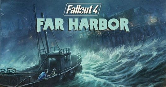 Fallout 4: Far Harbor — релиз крупнейшего дополнения состоится через полмесяца