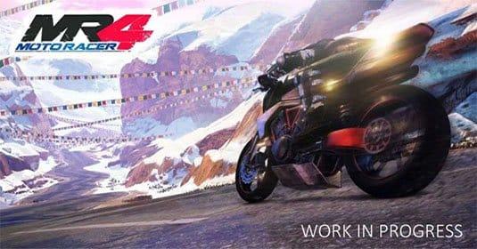Moto Racer 4 — новая порция информации от разработчиков