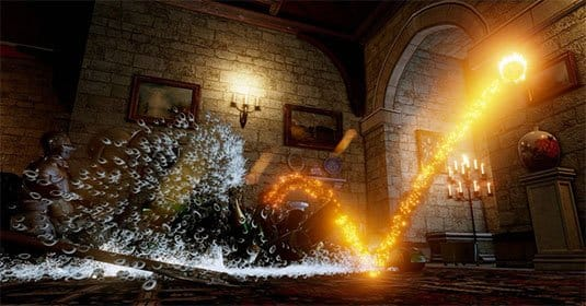 Dangerous Golf — дата выхода и трейлер новой игры от разработчиков игры Burnout