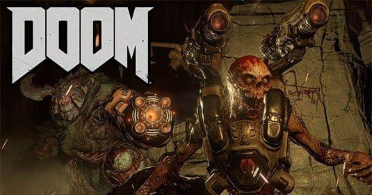 Новый Doom — релизный трейлер и системные требования