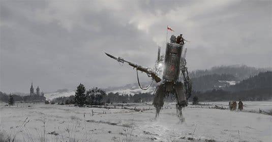 Польские гусары и гигантские роботы в игре об альтернативной истории времен Первой мировой войны