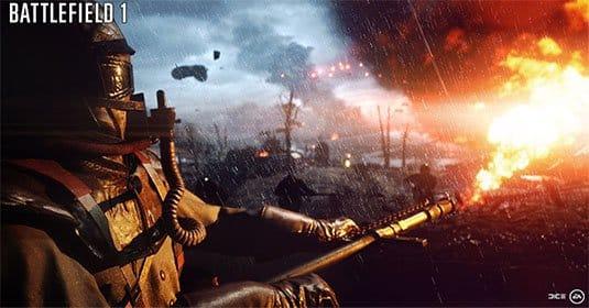 Состоялся официальный анонс Battlefield 1. Известна дата выхода и другая информация.