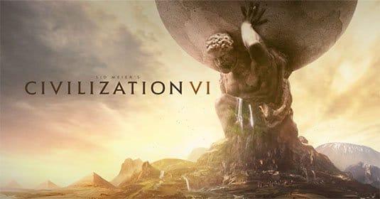 Анонсирована Sid Meier's Civilizaition VI. Премьера в октябре.