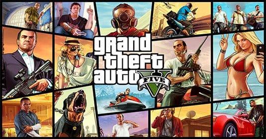 Grand Theft Auto V было продано более 65 миллионов экземпляров