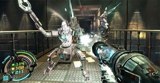 Hard Reset: Redux — дата выхода, системные требования и новое видео геймплея