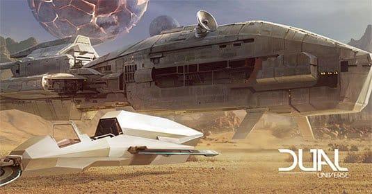 Состоялся анонс Dual Universe — космической песочницы, созданной под вдохновением EVE Online