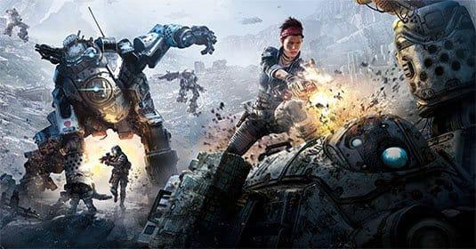 Релиз шутера Titanfall 2 состоится в начале октября