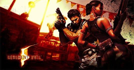 Релиз обновленной версии Resident Evil 5 состоится 28 июня