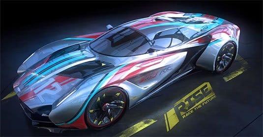 RISE: Race The Future — новая футуристическая гоночная игра
