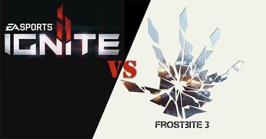 FIFA 17 и другие игры EA Sports могут отказаться от движка Ignite ради Frostbite