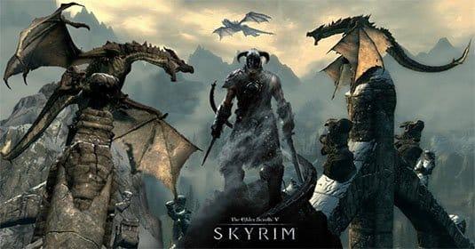 Готовится переиздание игры The Elder Scrolls V: Skyrim?