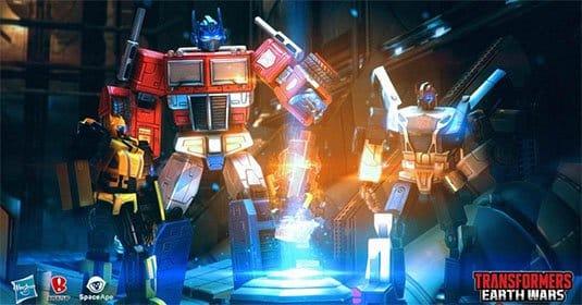 Transformers: Earth Wars — состоялась премьера мобильной стратегии для iOS и Android
