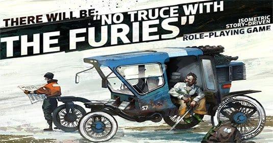 No Truce with The Furies — анонсирована изометрическая RPG