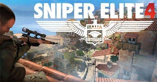 Премьера Sniper Elite 4 состоится в феврале 2017 года