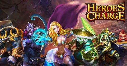 Heroes Charge [iOS]