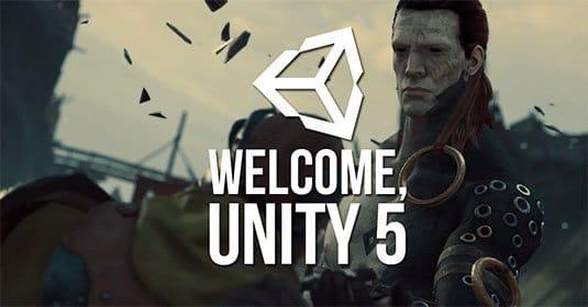 Опубликовано видео с демонстрацией возможностей игрового движка Unity 5