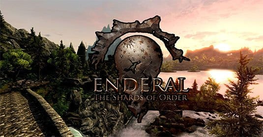 Enderal: The Shards of Order — известна дата релиза глобального мода Skyrim