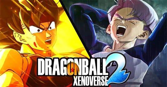 Dragon Ball: Xenoverse 2 выйдет 28 октября