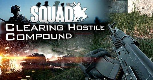 В сетевом шутере Squad появятся бронемобили
