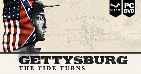 В ближайшее время состоится премьера Gettysburg: The Tide Turns
