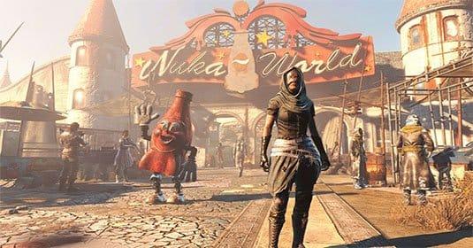 Вышло обновление версии 1.6 для Fallout 4. DLC Vault-Tec отсутствует
