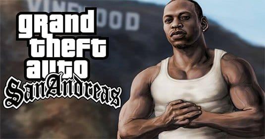 Как бы выглядела GTA: San Andreas на движке GTA V